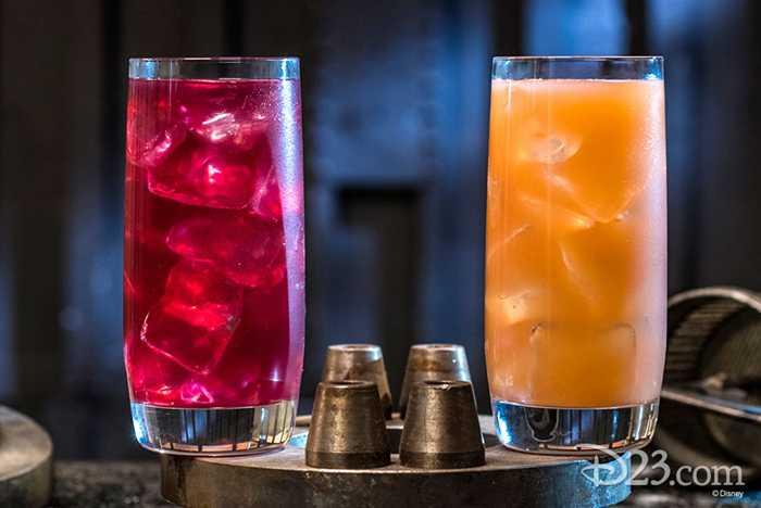 Star Wars Galaxy's Edge food and drink