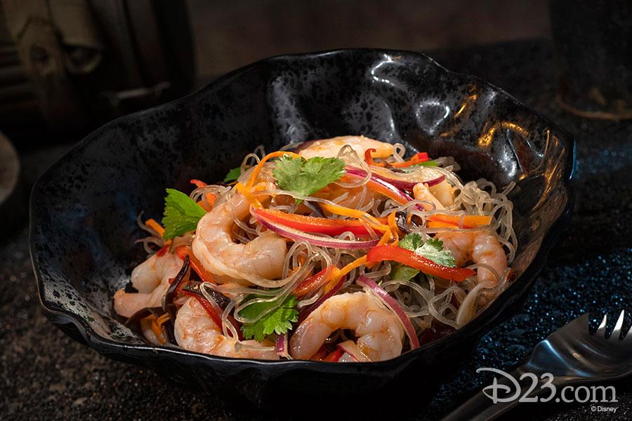 Docking Bay 7 Food and Cargo - Yobshrimp Noodle Salad