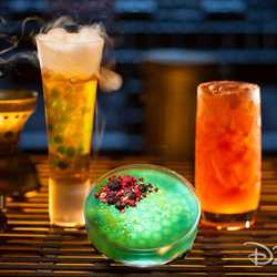 Star Wars Galaxy's Edge food and drink