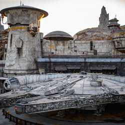 Star Wars Galaxy's Edge overview