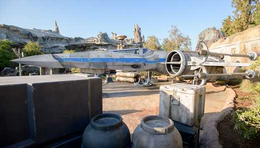 Changes made to Savi's Workshop in Star Wars Galaxy's Edge