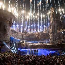 Star Wars Galaxy's Edge Disneyland Grand Opening Ceremony