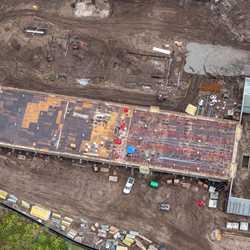 Star Wars hotel construction at Walt Disney World - June 2019
