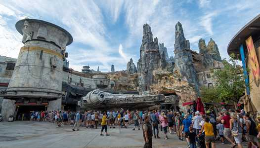 PHOTOS - Annual Passholder previews begin for Star Wars Galaxy's Edge at Disney's Hollywood Studios