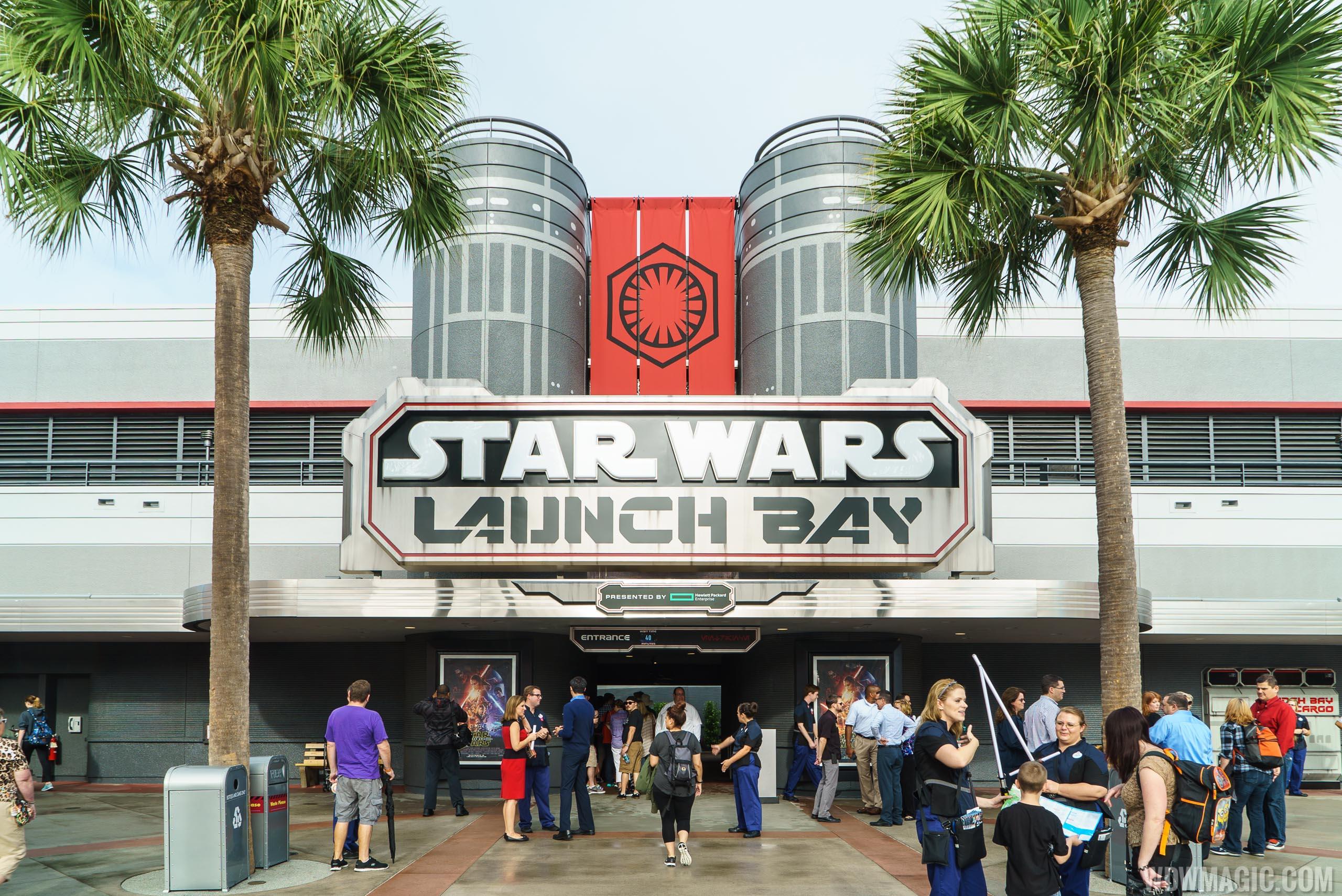 Star Wars Launch Bay - Entrance