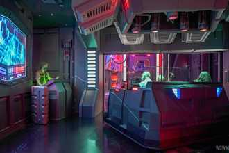 VIDEO - Changes to Star Wars Rise of the Resistance aim to increase capacity but may take you out of Batuu