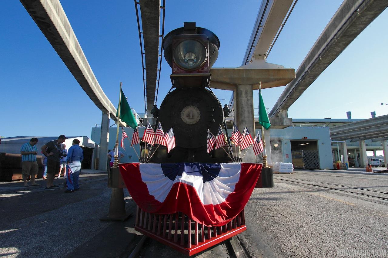 Disney's The Magic Behind Our Steam Trains tour