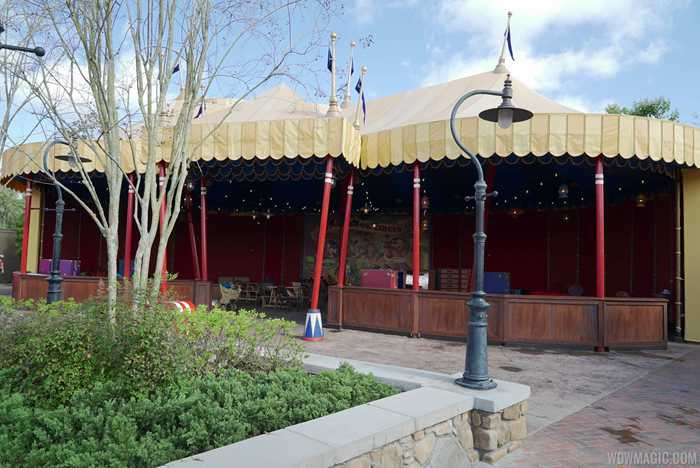 Storybook Circus D-Zone