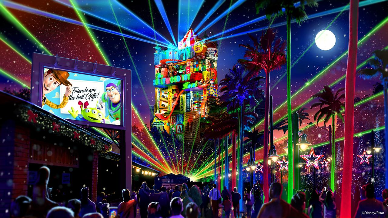 Christmas Holiday Season line-up announced for Walt Disney World 2018