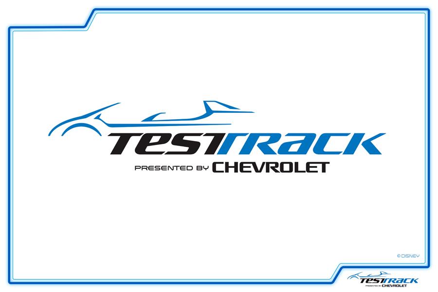 New Test Track concept art