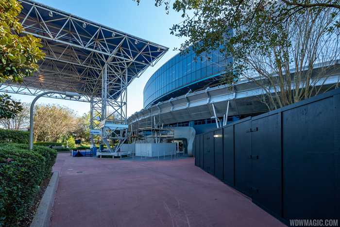 Test Track refurbishment January 2020