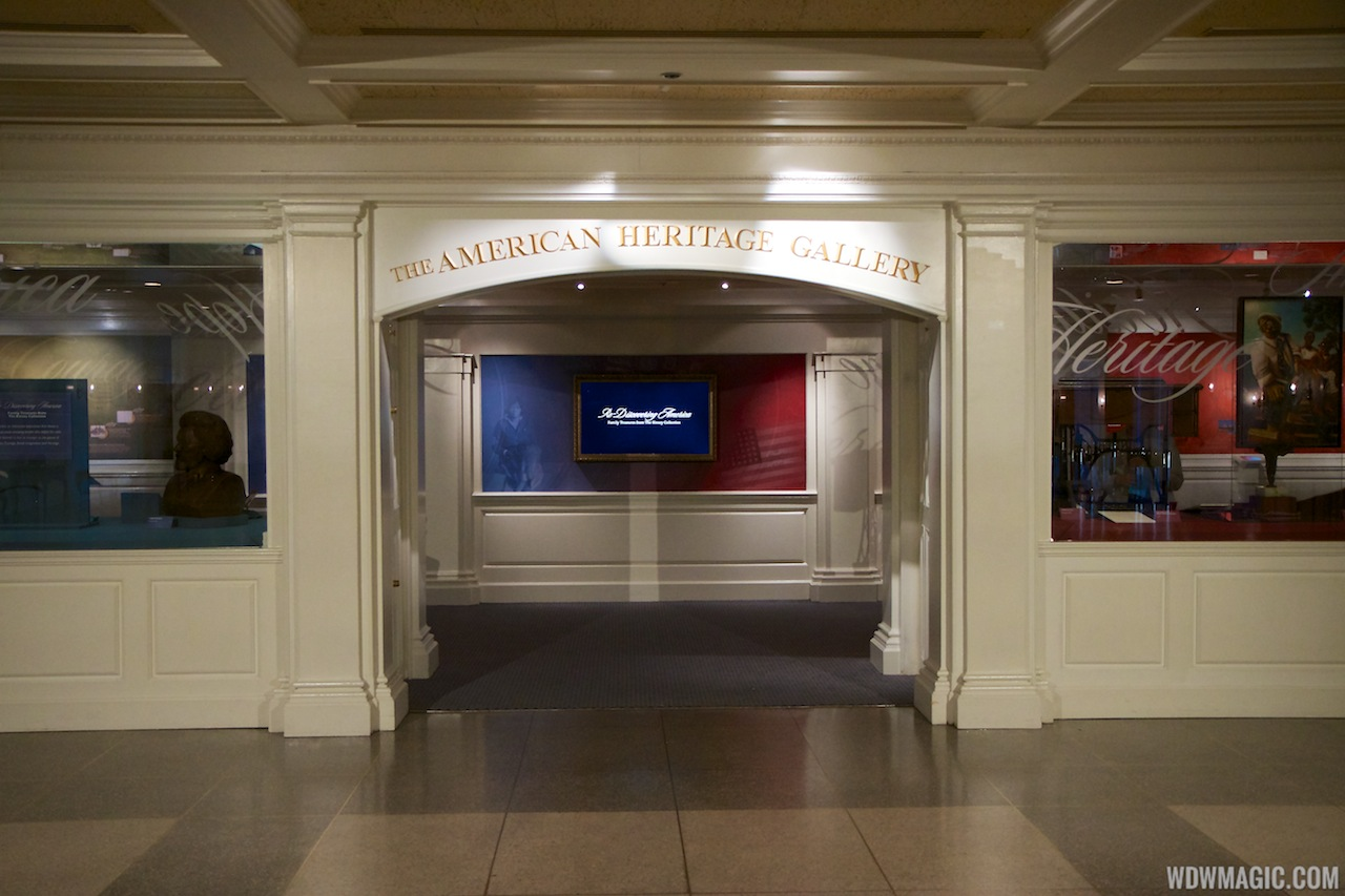 The American Heritage Gallery