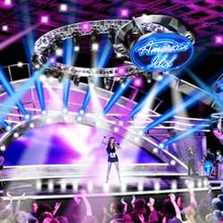 New American Idol Experience concept art