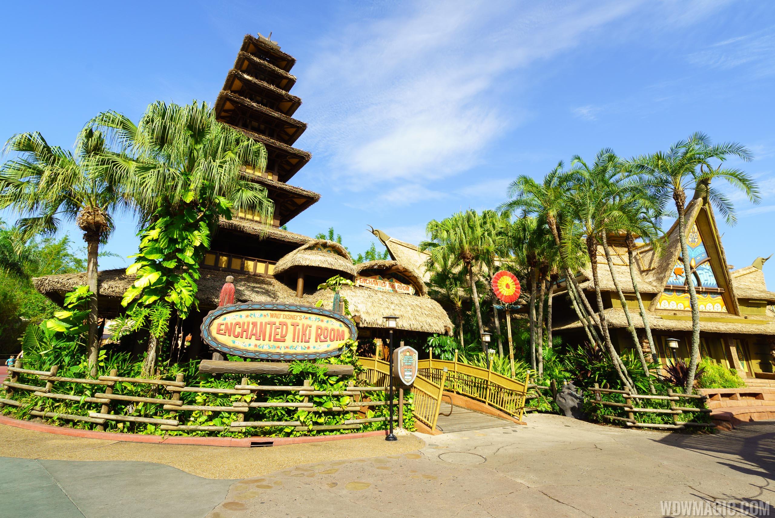 Walt Disney\'s Enchanted Tiki Room