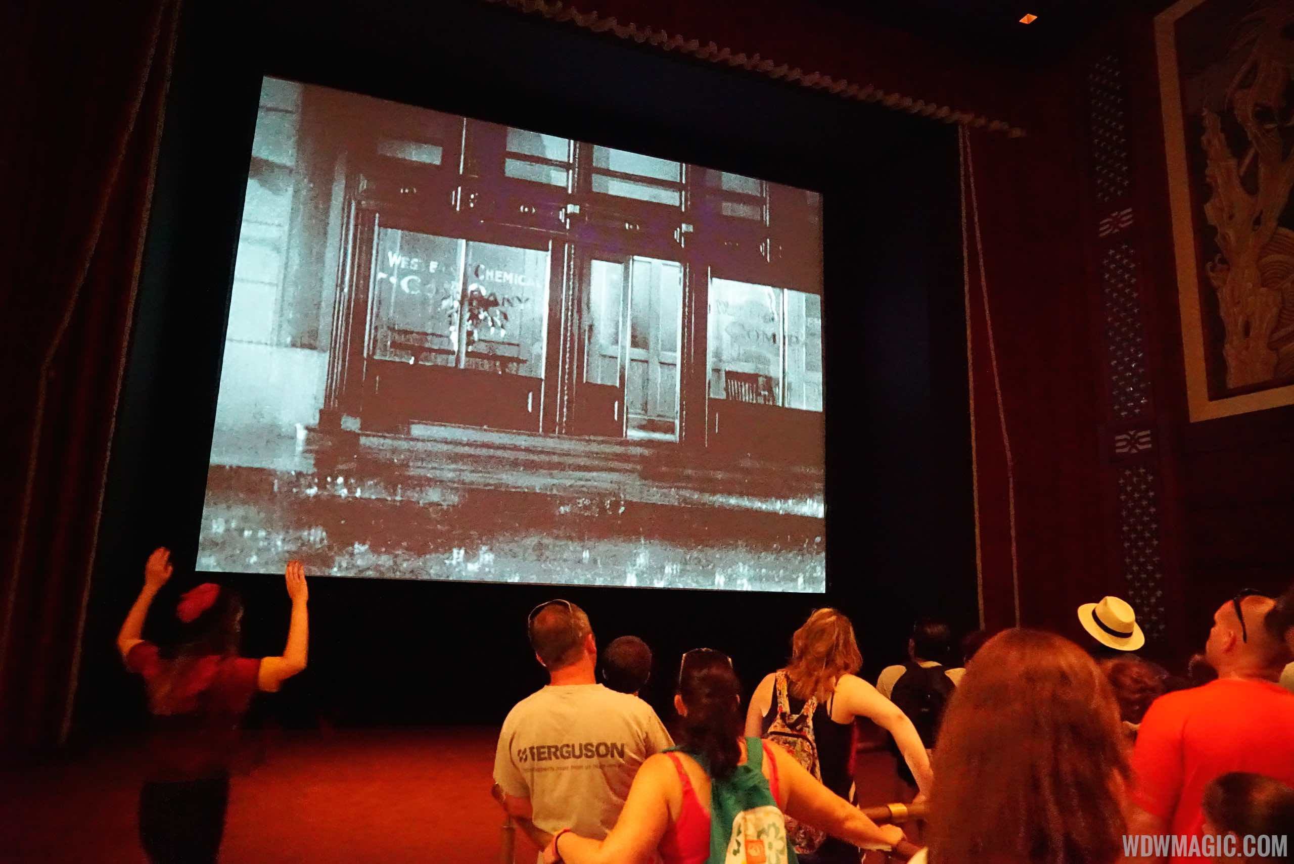 The Great Movie Ride TCM updates - New pre-show movie