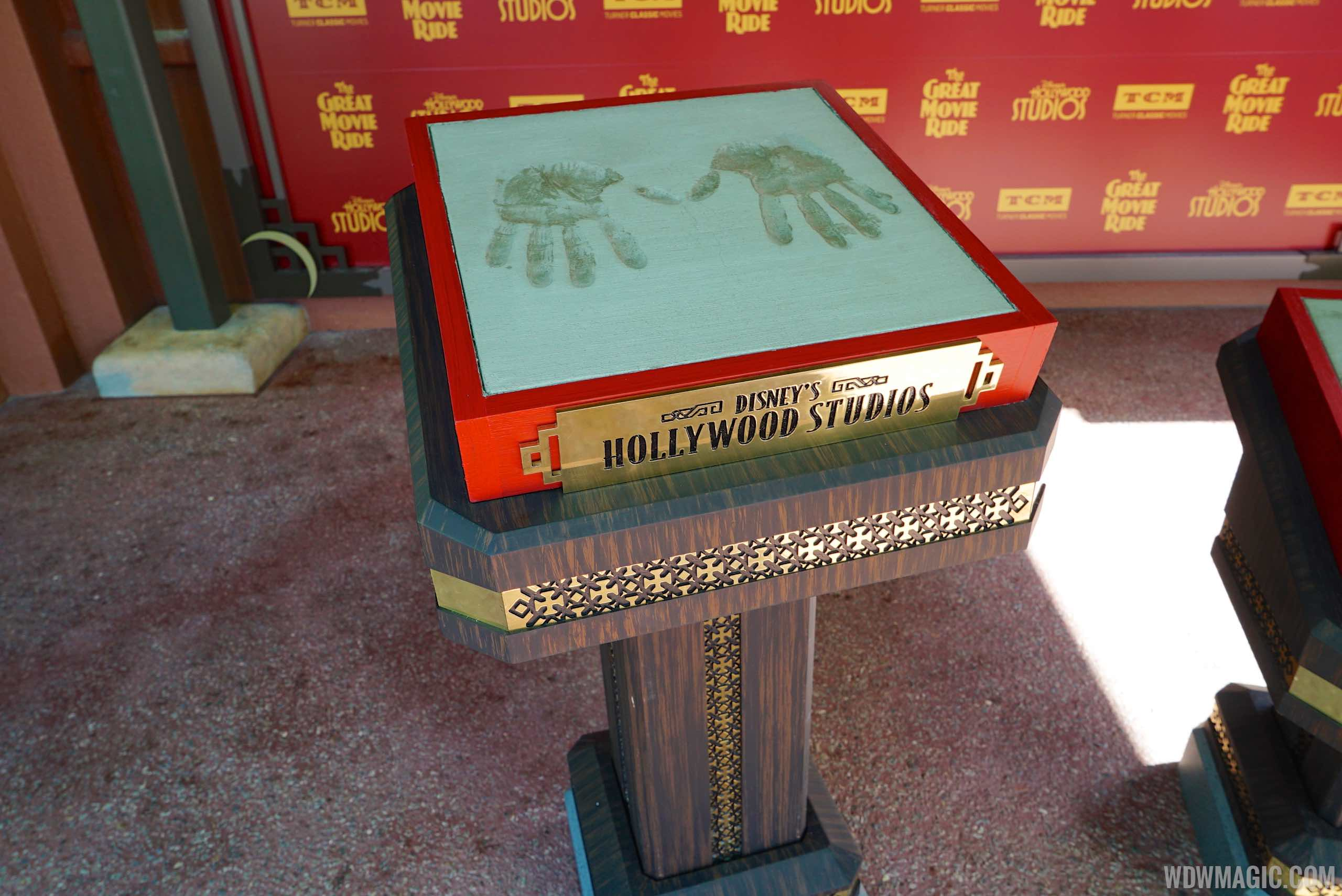 The Great Movie Ride TCM updates - Photo opportunity at exit