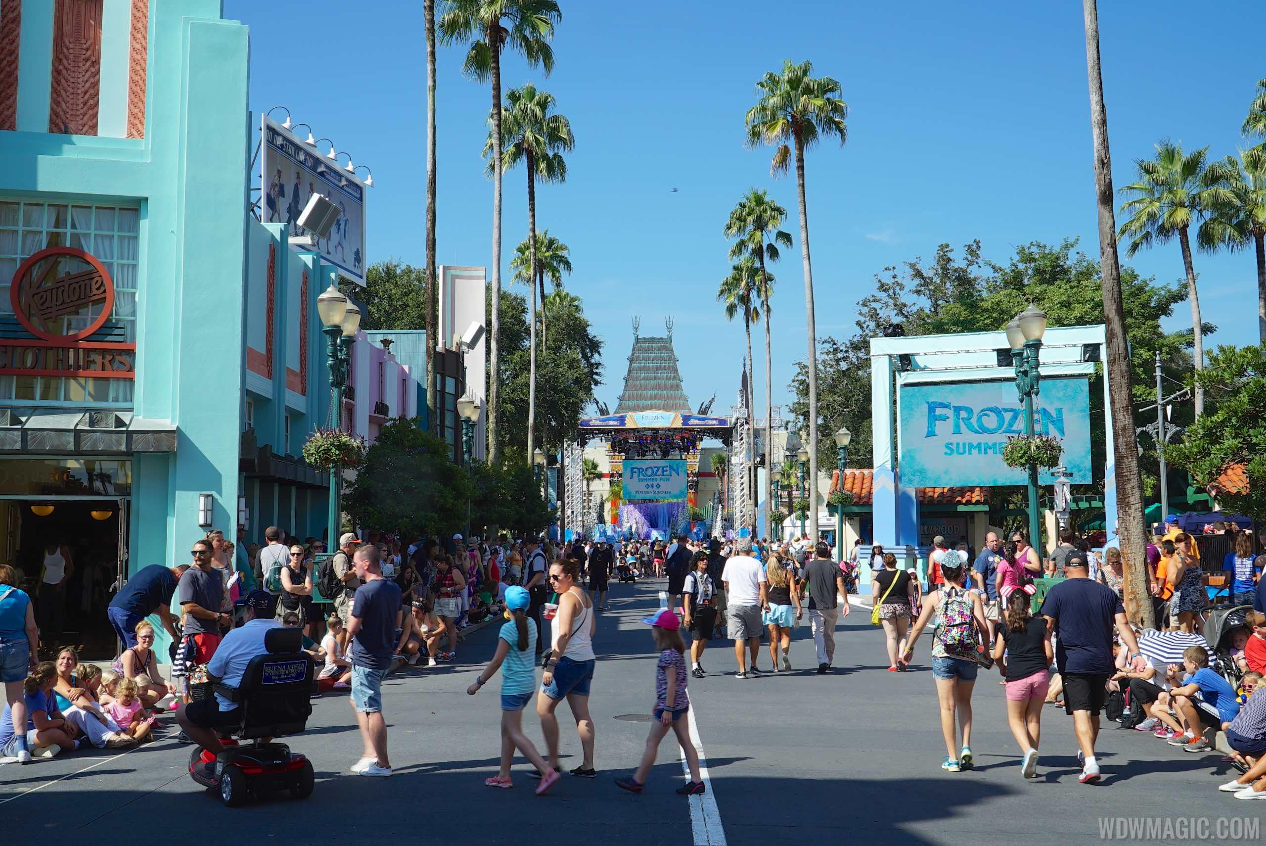 hollywood Blvd at Disney's Hollywood Studios