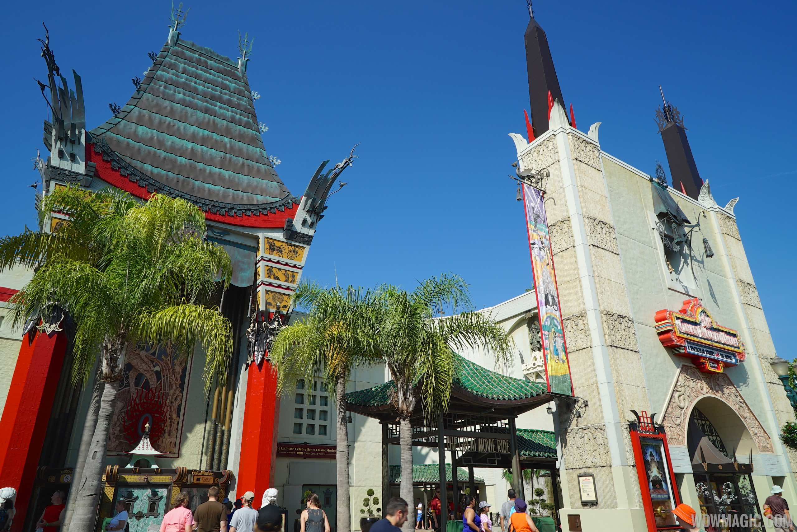 Spires return to The Chinese Theatre