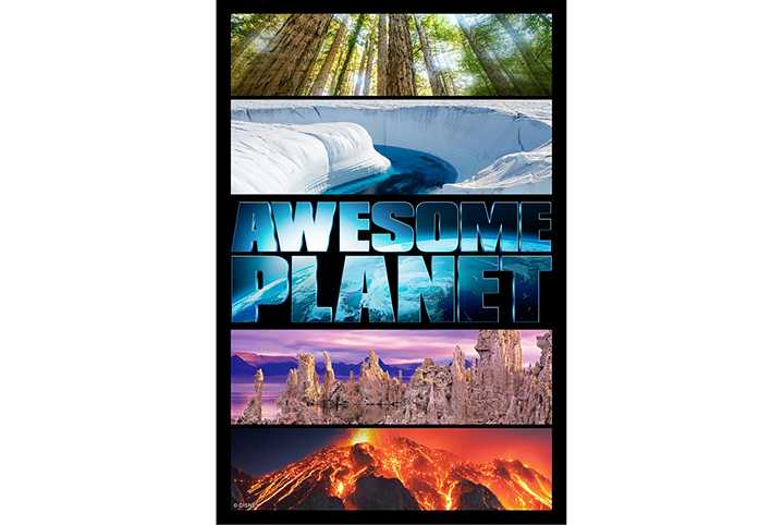Awesome Planet coming to Epcot's Land Pavilion