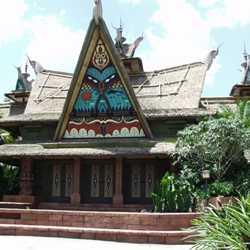 Magic Carpets of Aladdin construction