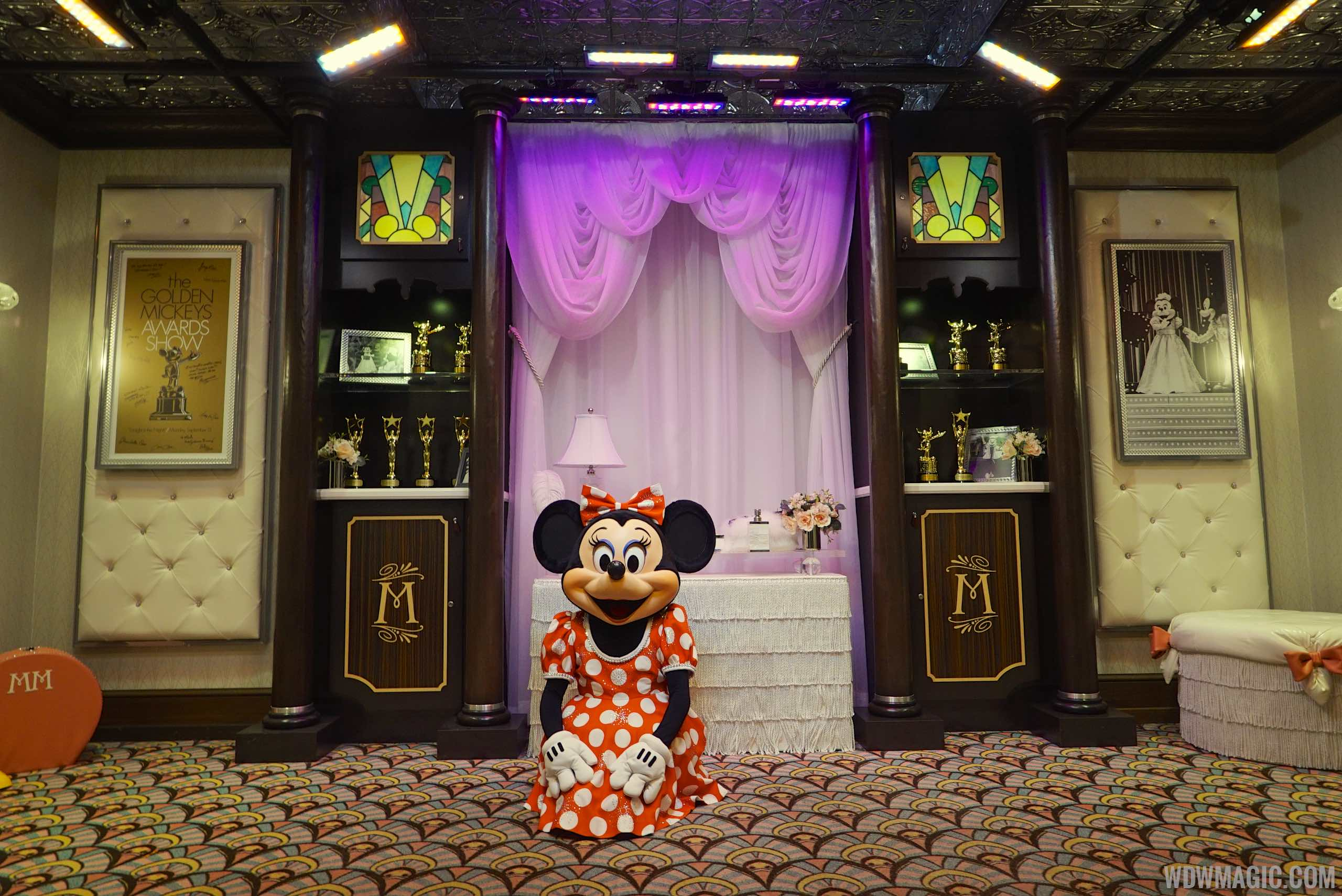 The Magic of Disney Animation - Minnie Mouse meet and greet