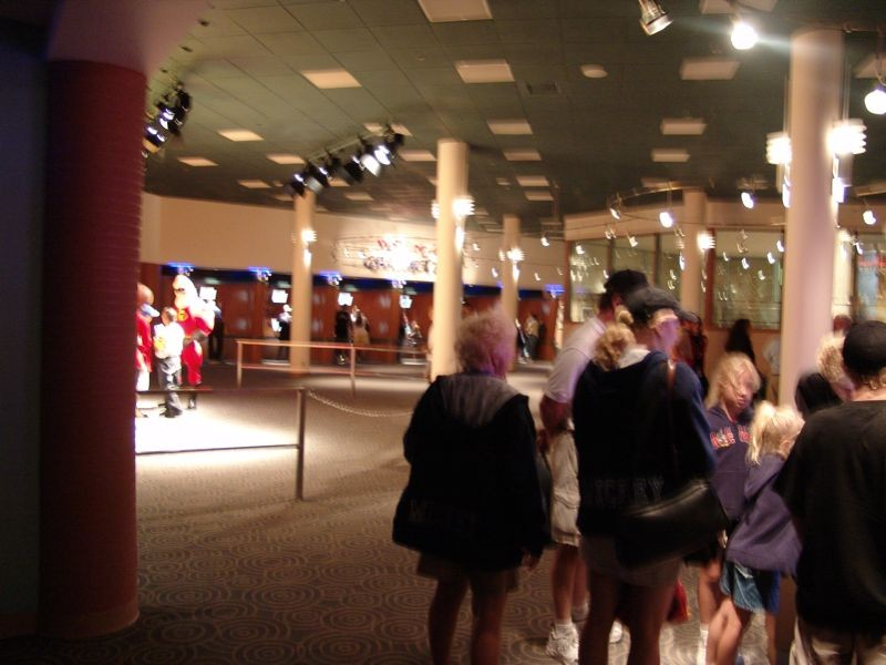 A look at the newly reopened Magic of Disney Animation