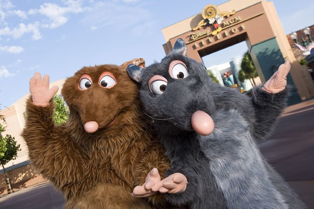Ratatouille Characters Make Daily Meet And Greet Appearances Photo 1 Of 1