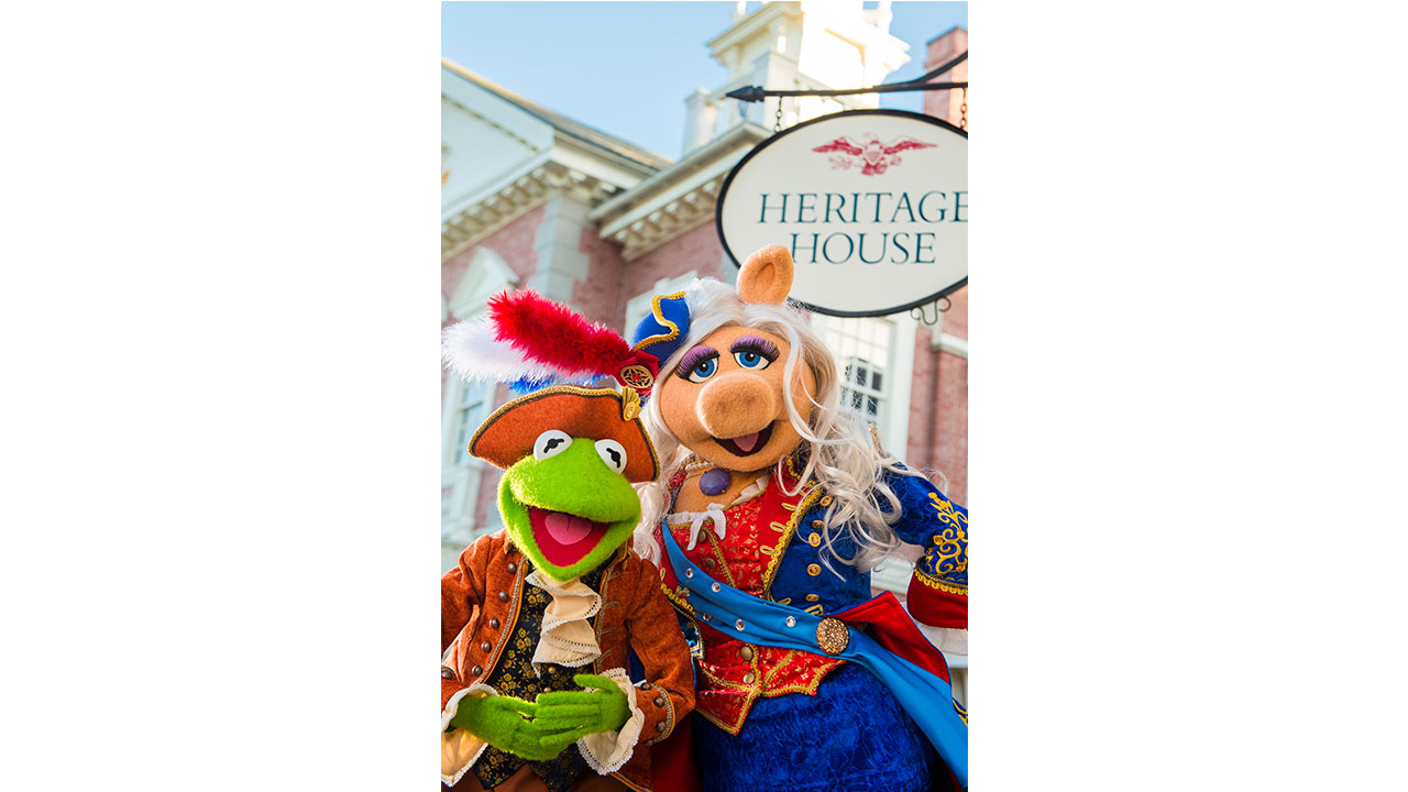 The Muppets Present… Great Moments in American History