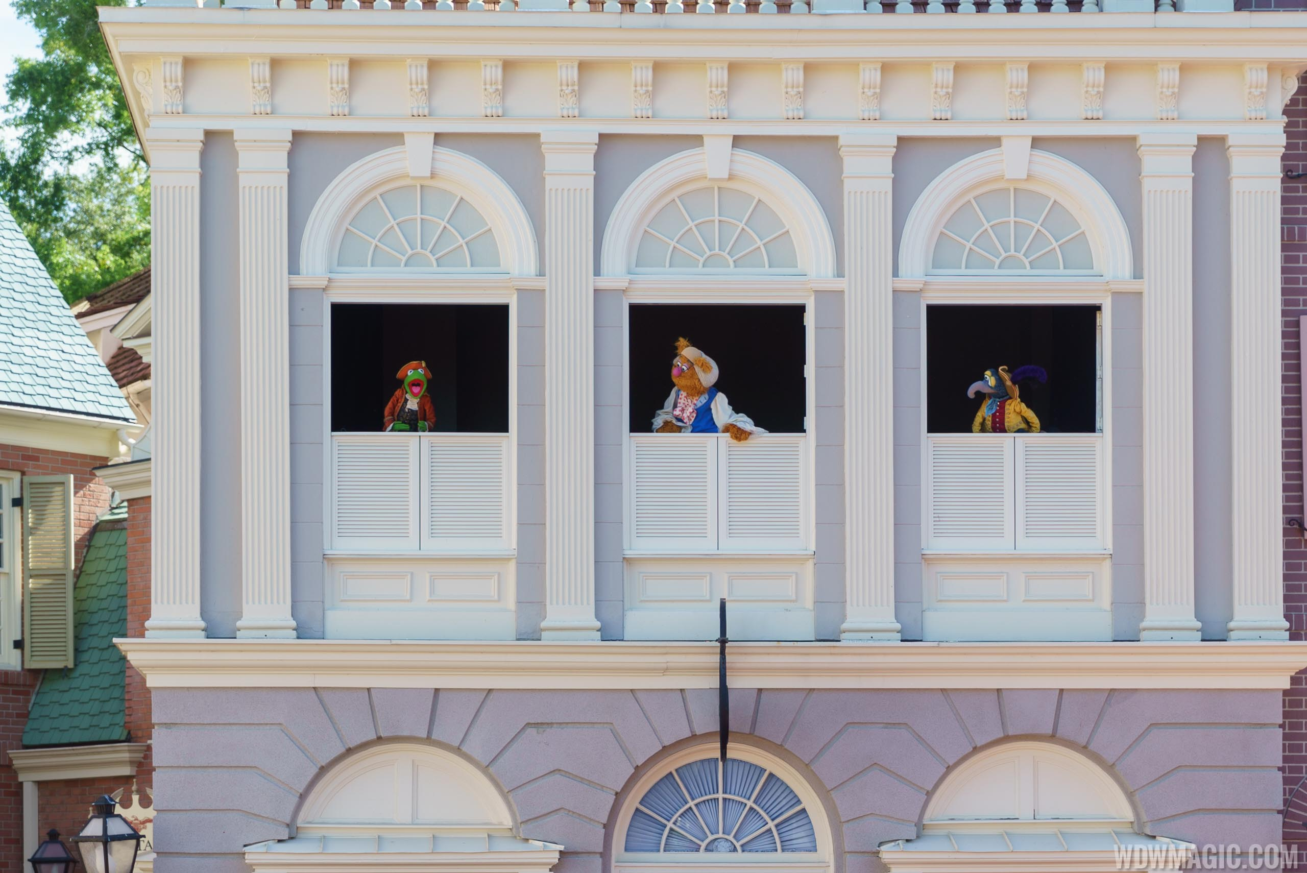 'The Muppets Present Great Moments in American History' show