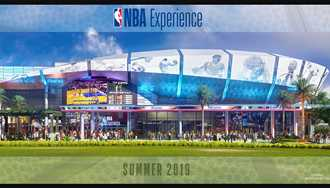 Annual Passholder discount now available at the NBA Experience
