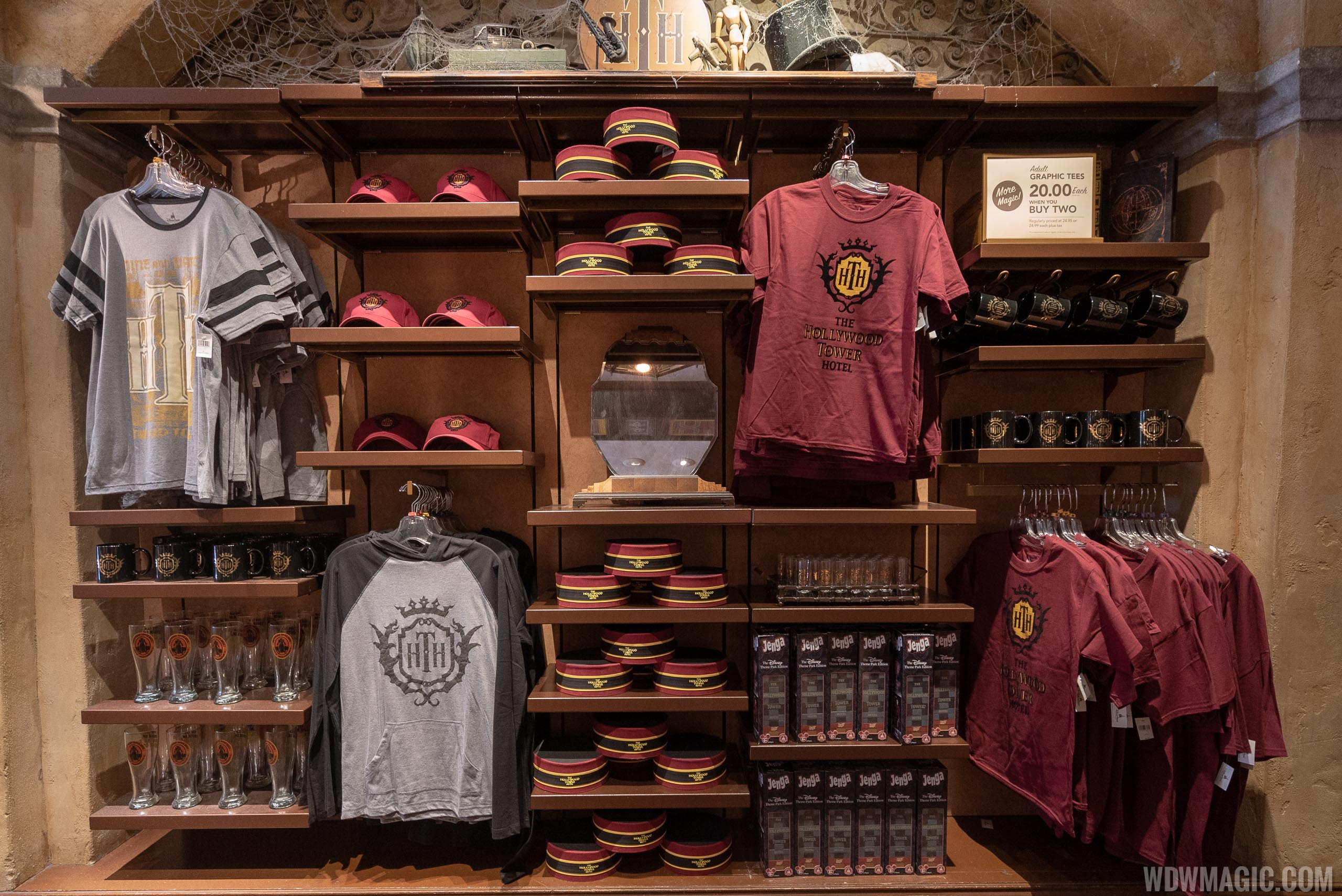 Tower of Tower merchandise - October 2018