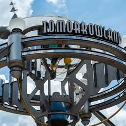 Tomorrowland bridge marquee