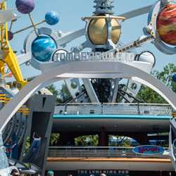 Tomorrowland bridge marquee 2019