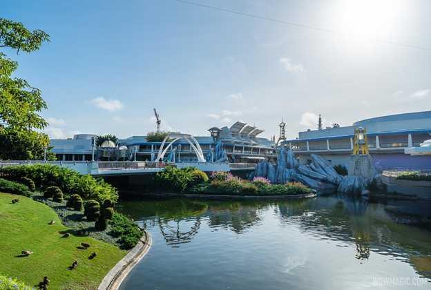 Tomorrowland refurbishment - September 3 2020