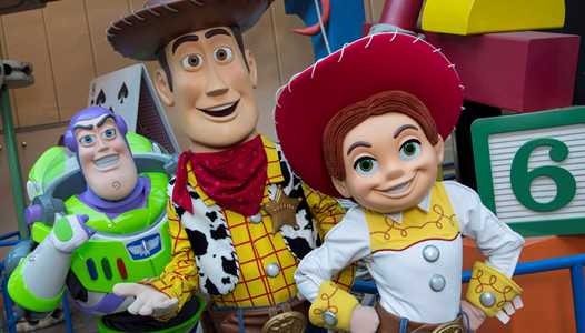 Toy Story Land to feature character meet and greets with Toy Story favorites