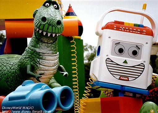 Toy Story Parade photos