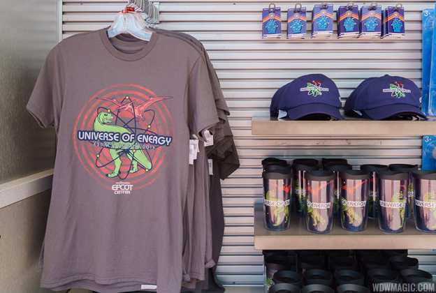 Universe of Energy closing merchandise
