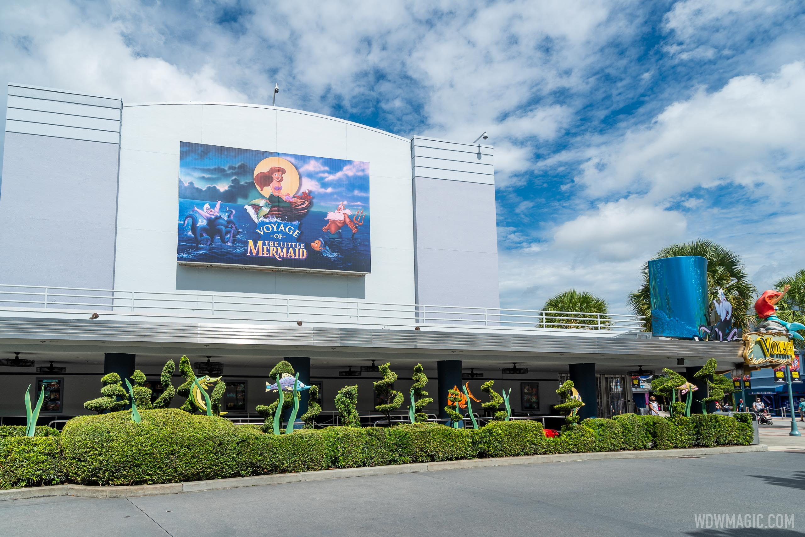 Voyage of the Little Mermaid overview