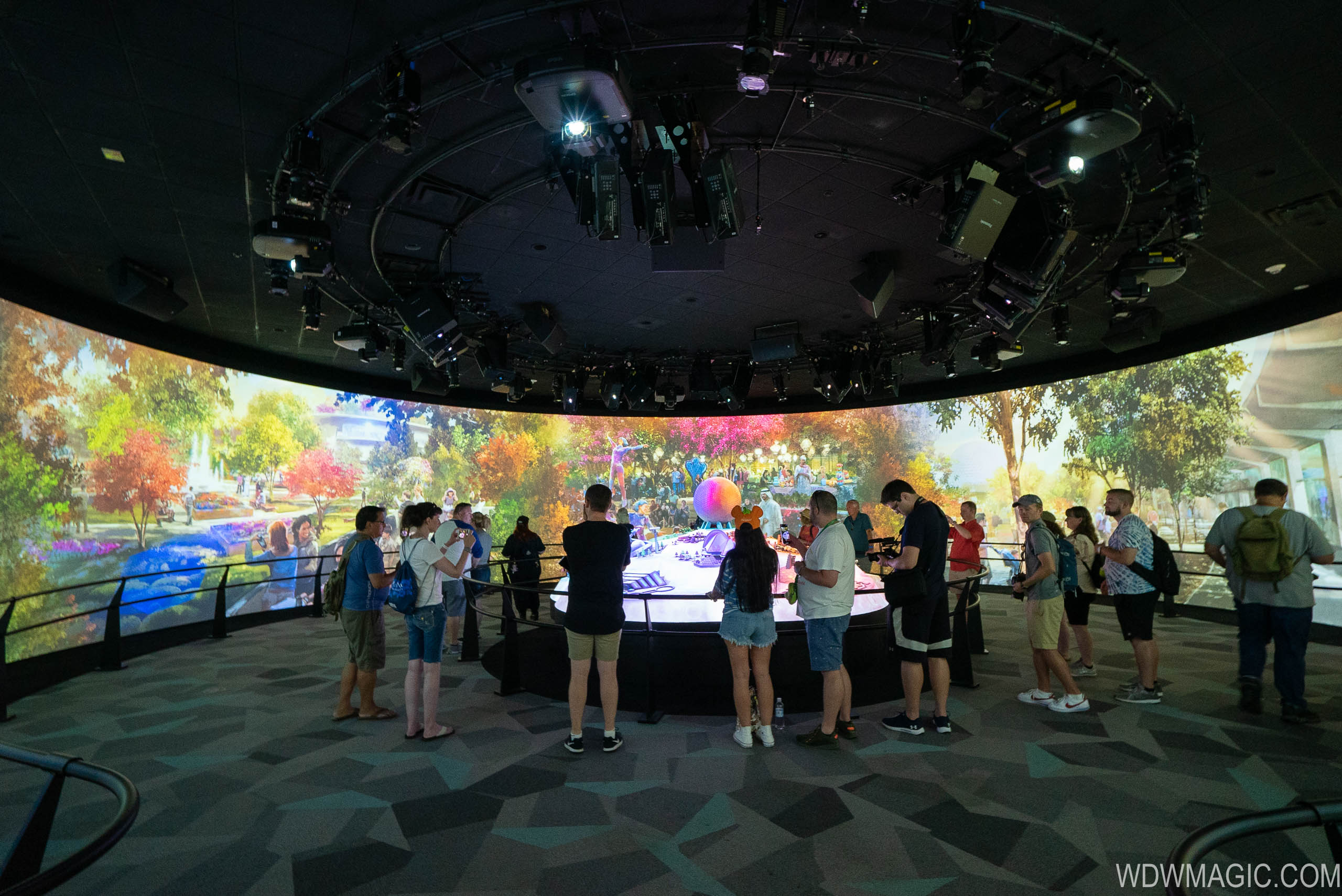 Walt Disney Imagineering presents the Epcot Experience News
