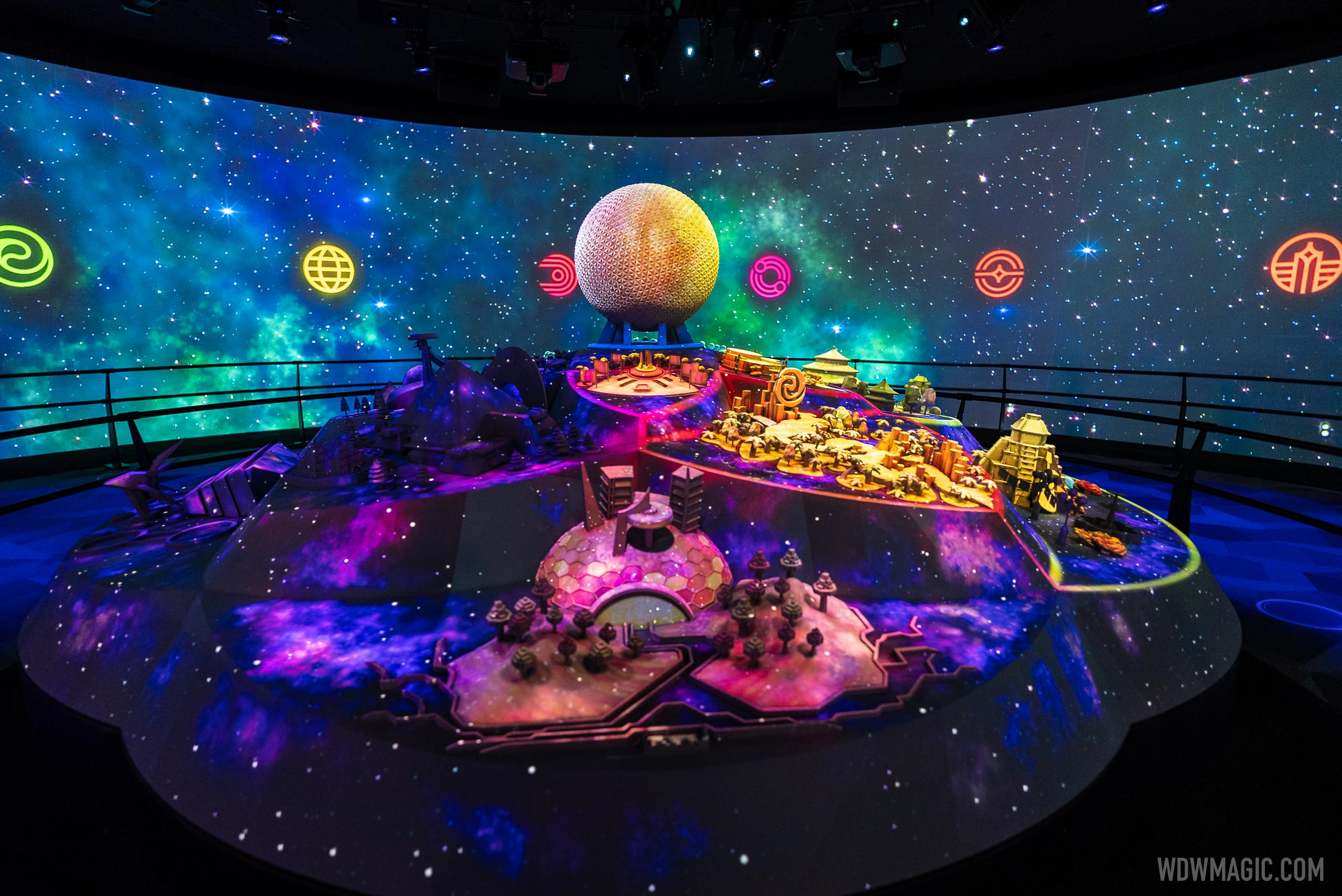 D23 Fantastic Worlds Celebration will include a panel on EPCOT