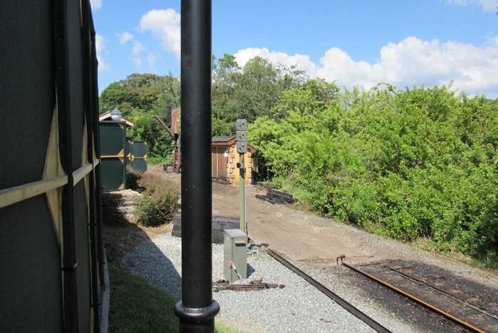 Walt Disney World Railroad refurbishment
