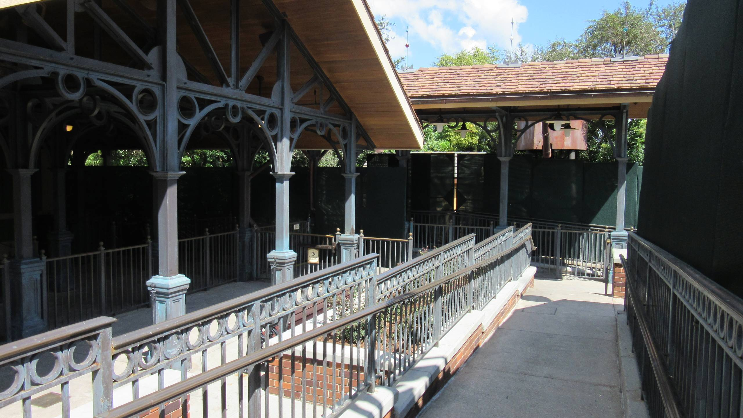 Railroad refurbishment