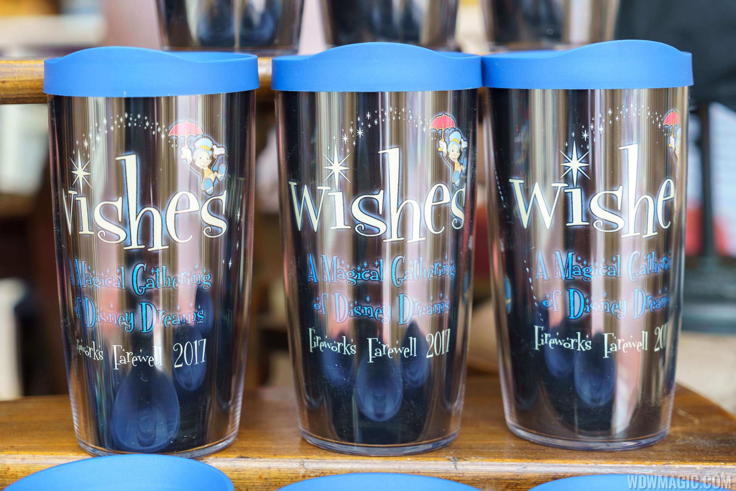 Wishes Farewell merchandise - Cup
