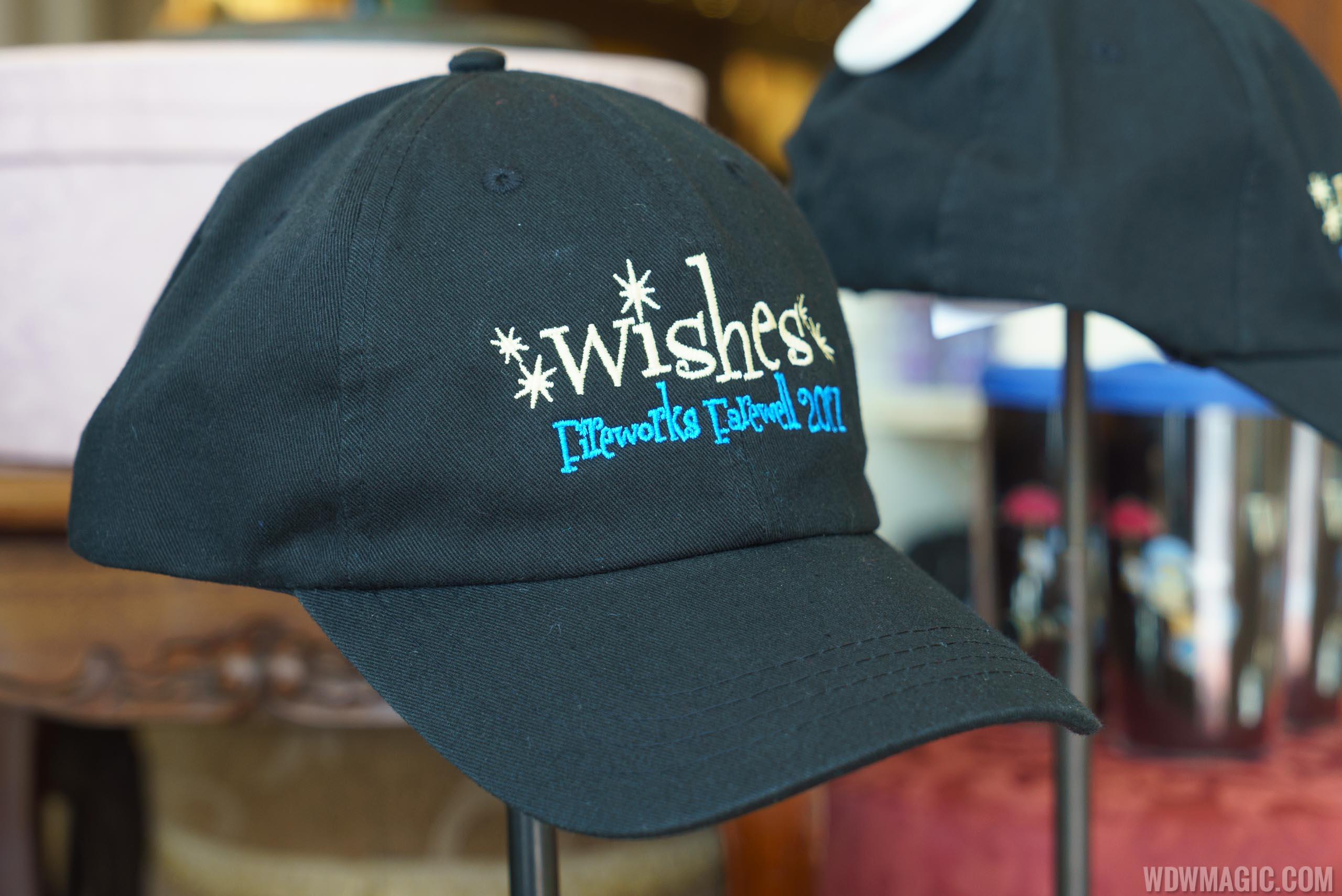 Wishes Farewell merchandise - Baseball Cap