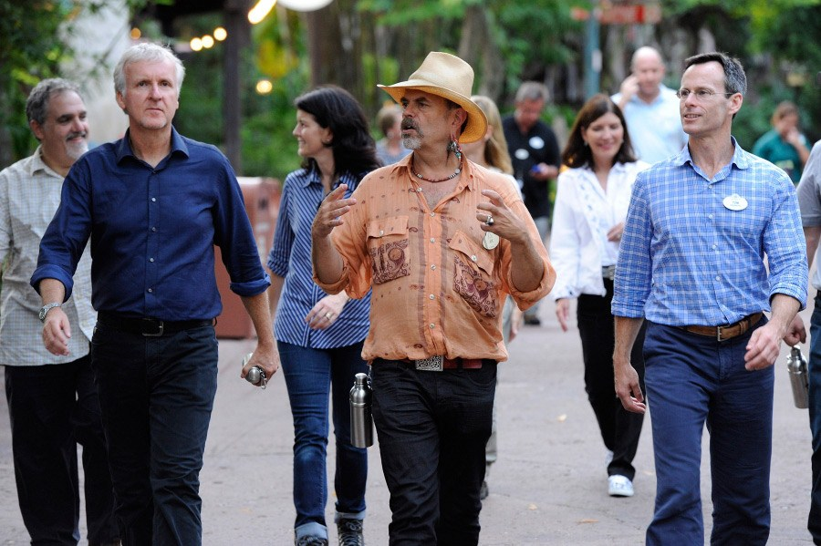 Joe Rohde created some of Walt Disney World's most memorable expierences