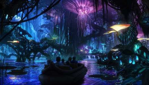 VIDEO - Disney releases a preview of some of the work taking place on AVATAR for Disney's Animal Kingdom