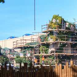 Pandora - The World of AVATAR construction