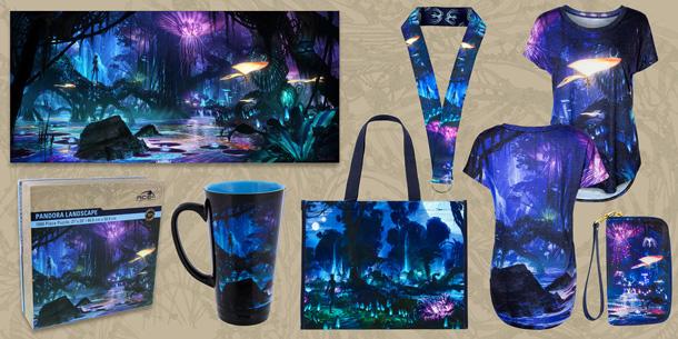 Merchandise coming to Pandora - The World of Avatar