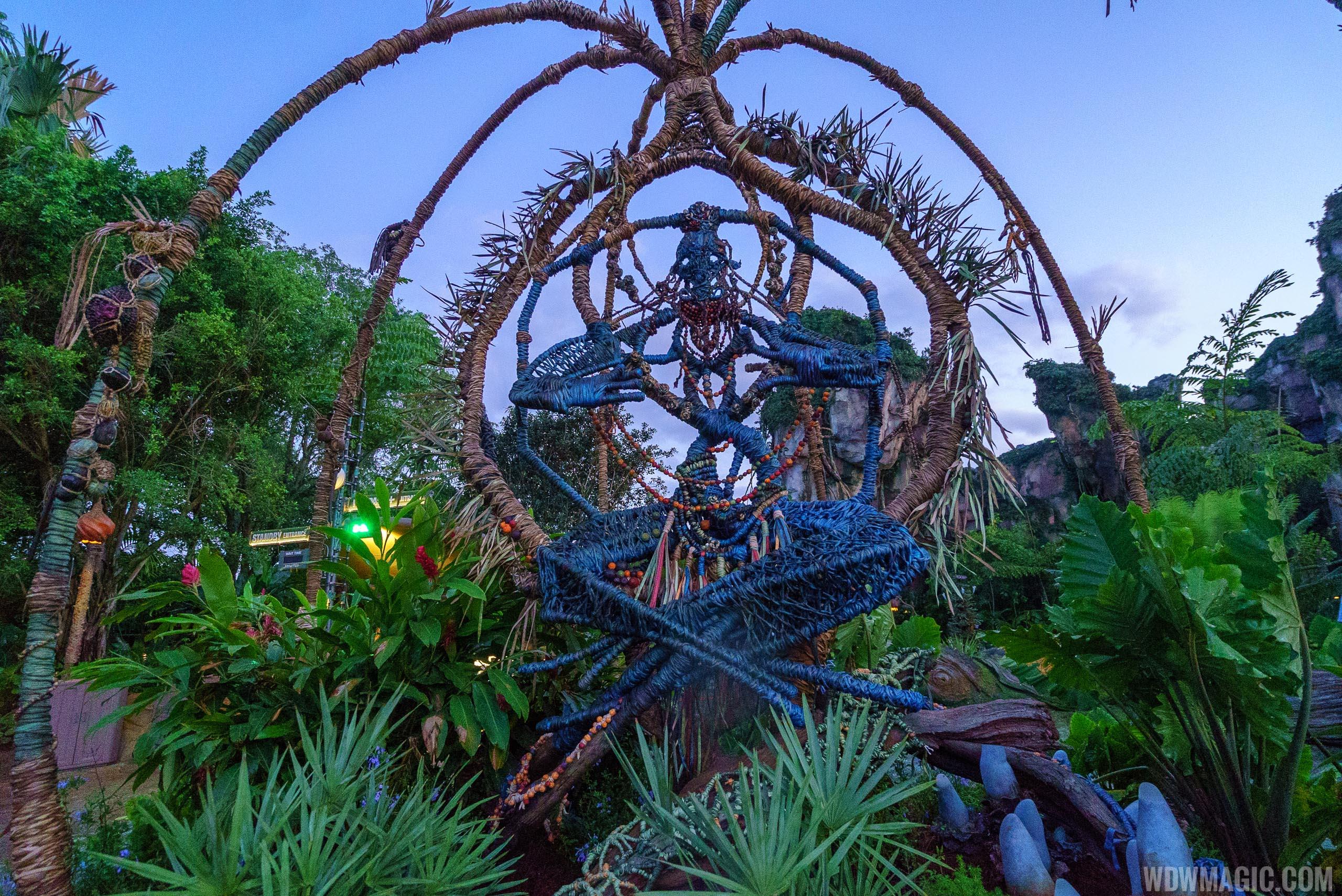 The Landscape of Pandora - The World of Avatar