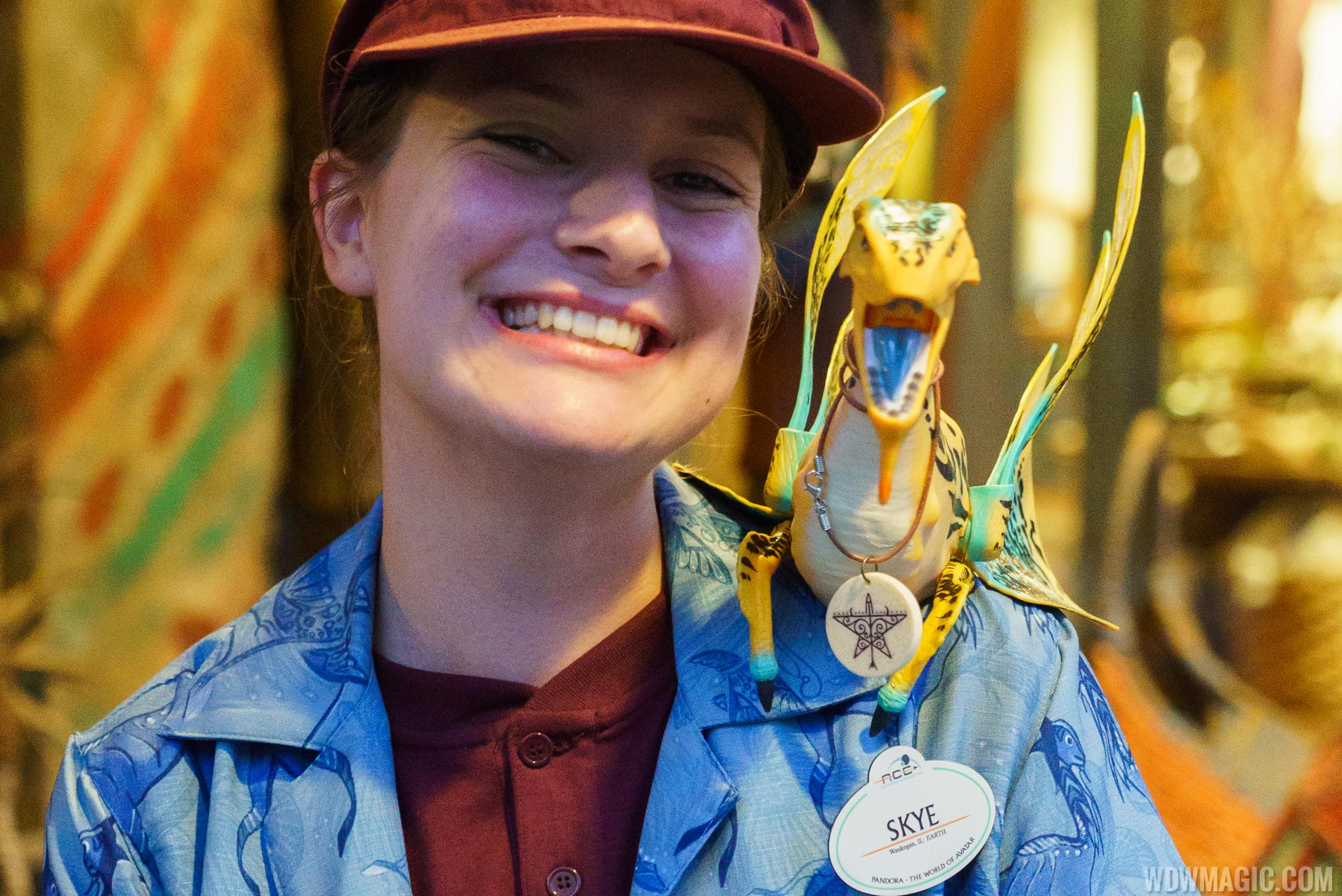 ACE guide in Pandora - The World of Avatar